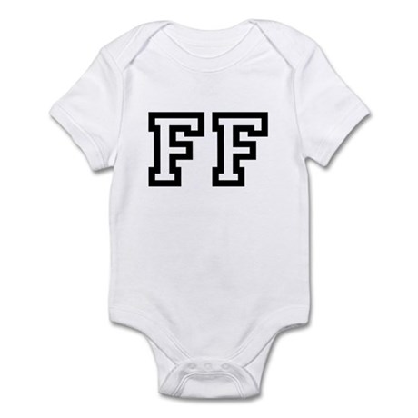 ff Infant Bodysuit