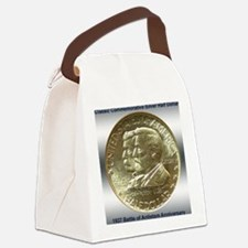 Battle of Antietam Half Dollar Co Canvas Lunch Bag