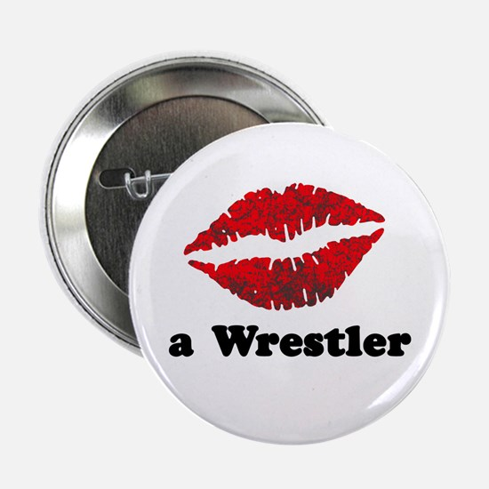 Kiss a Wrestler Button