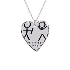 Dont Worry! I got your back! Necklace