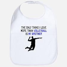 Volleyball Brother Bib