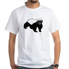 Honey Badger Is Just Crazy Shirt