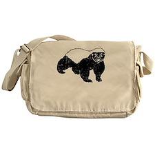 Honey Badger Is Just Crazy Messenger Bag