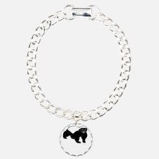 Honey Badger Is Just Cra Bracelet