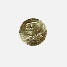 Battle of Antietam Half Dollar Coin Mini Button