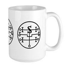 Triple seal of Andromalius Mug