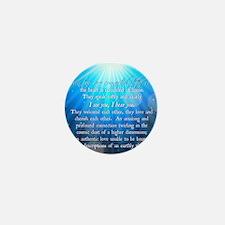 Soul Connections - Cosmic Mini Button
