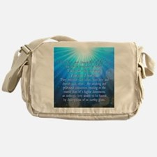 Soul Connections - Cosmic Messenger Bag