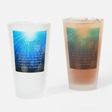 Soul Connections - Cosmic Drinking Glass