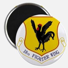 18th Fighter Wing Magnet