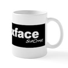 I Love My Foxface bk Mug