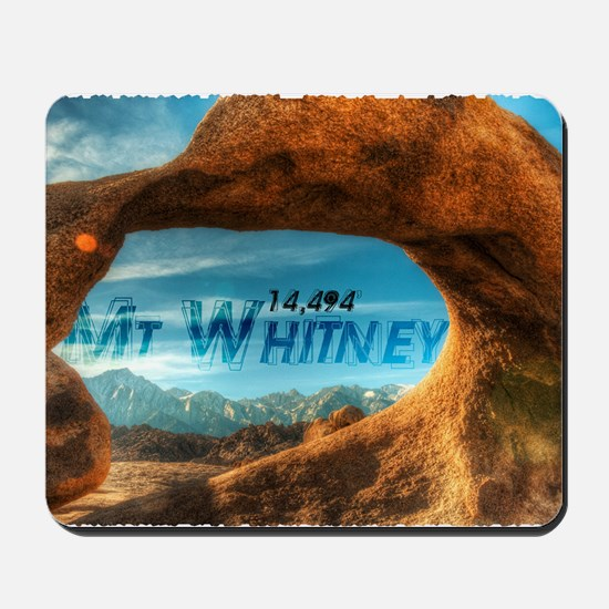 Mobius Arch Mousepad
