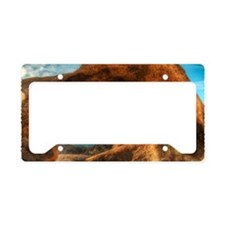 Mobius Arch License Plate Holder