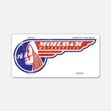 Mohawk Motorcycles Aluminum License Plate