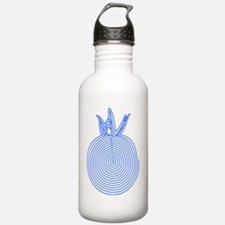 ls_front_tomato Water Bottle