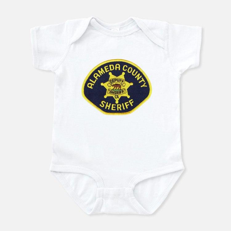 Alameda County Sheriff Infant Bodysuit