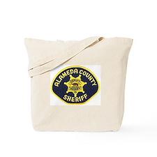 Alameda County Sheriff Tote Bag