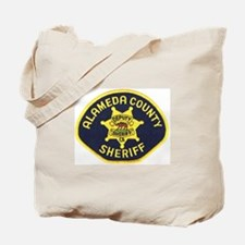 Alameda County Sheriff Tote Bag