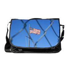 Flag Messenger Bag
