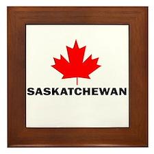 Saskatchewan Framed Tile