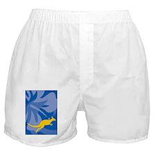 Kangaroo 84 Curtains Boxer Shorts