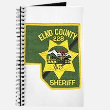Elko County Sheriff Journal