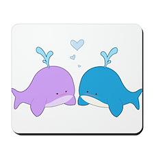 Whaley Pair Mousepad