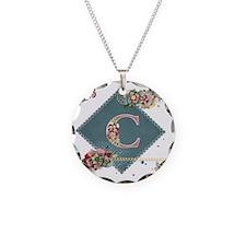 Dreamland Monogram C Necklace