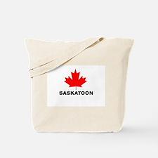 Saskatoon, Saskatchewan Tote Bag