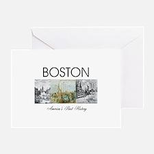 boston2 Greeting Card