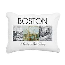 boston2 Rectangular Canvas Pillow