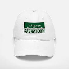 Visit Beautiful Saskatoon, Sa Baseball Baseball Cap