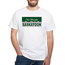 Visit Beautiful Saskatoon, Sa Shirt
