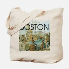 boston2b Tote Bag