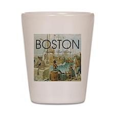 boston2b Shot Glass