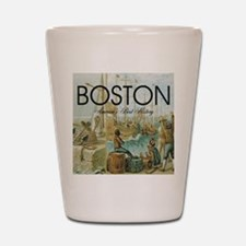 boston2b Shot Glass