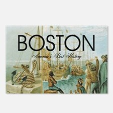 boston2b Postcards (Package of 8)