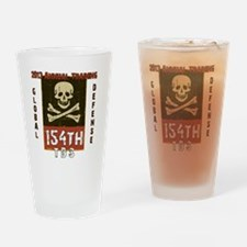 2013 Jolly Rodger Drinking Glass