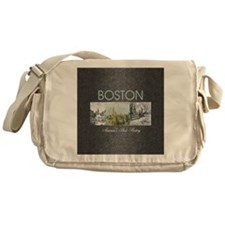 1 ABH Messenger Bag