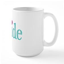 Bride Turquoise Pink Mug