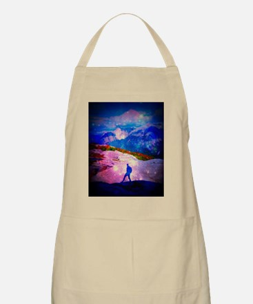 Unique Lost photos Light Apron
