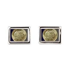Battle of Gettysburg Half Dollar Coin Cufflinks