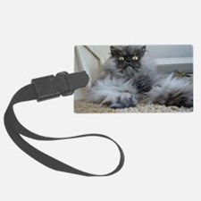 Colonel Meow surprise Luggage Tag