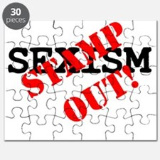 STAMP OUT - SEXISM! Puzzle