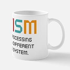 autismSystem2A Mug