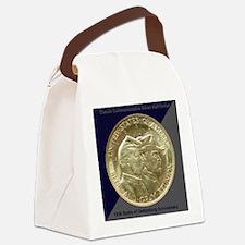 Battle of Gettysburg Half Dollar  Canvas Lunch Bag