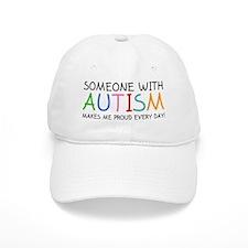 autismSomePr2A Baseball Cap