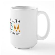 autismSomePr2A Mug