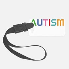 autismSystem2B Luggage Tag