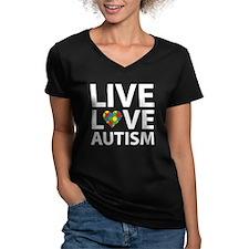 liveLoveAutism2B Shirt